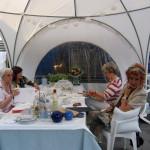 Literarischer Nachmittag 2012 bei Helga Rost