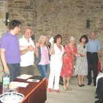 Texte & Töne im Turm Juli 2013
