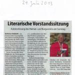 Ruhr Kurier 24. Juli 2013