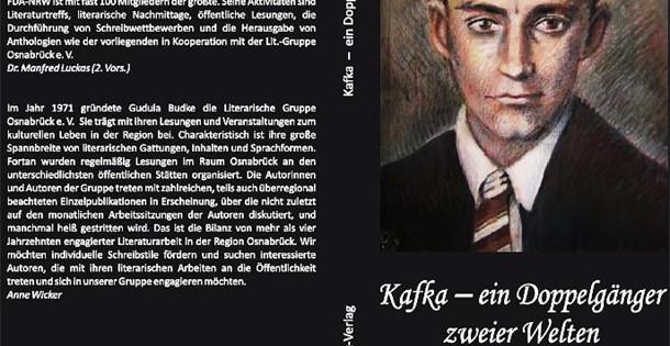 FDA/NRW-Anthologie: »Kafka – ein Doppelgänger zweier Welten«