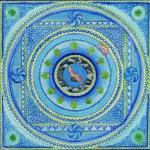 »Mandala« (Detail)