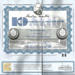 Morgenstern-Zertifikat