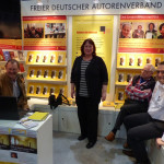 Angelika Stephan: Messestand