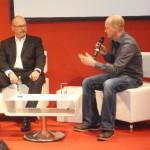 Dr. Manfred Luckas, Arno Geiger