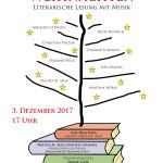 Dramatische Weihnachten: Plakat