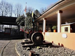 Bahnhof Schaberg Gaststätte